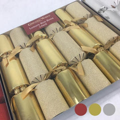 6pc Luxury Crackers/Bon Bons - 25cm