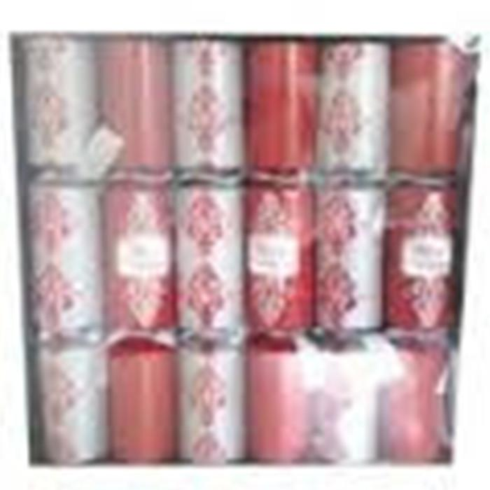 FOIL CLASSICAL BON BON WITH DELUXE CONTENTS - 6 PACK - Christmas World