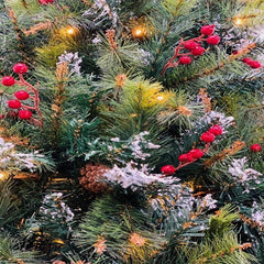 6ft Canadian Pre-Lit Christmas tree - Only Available Online