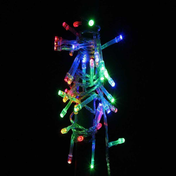 DIGITAL SHOOT LIGHT CHAIN 200 LED - Multi Colour - Christmas World