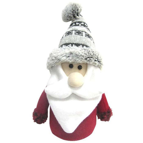 Christmas Fabric Santa Decoration