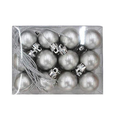 Box of 24 30MM Baubles - Christmas World