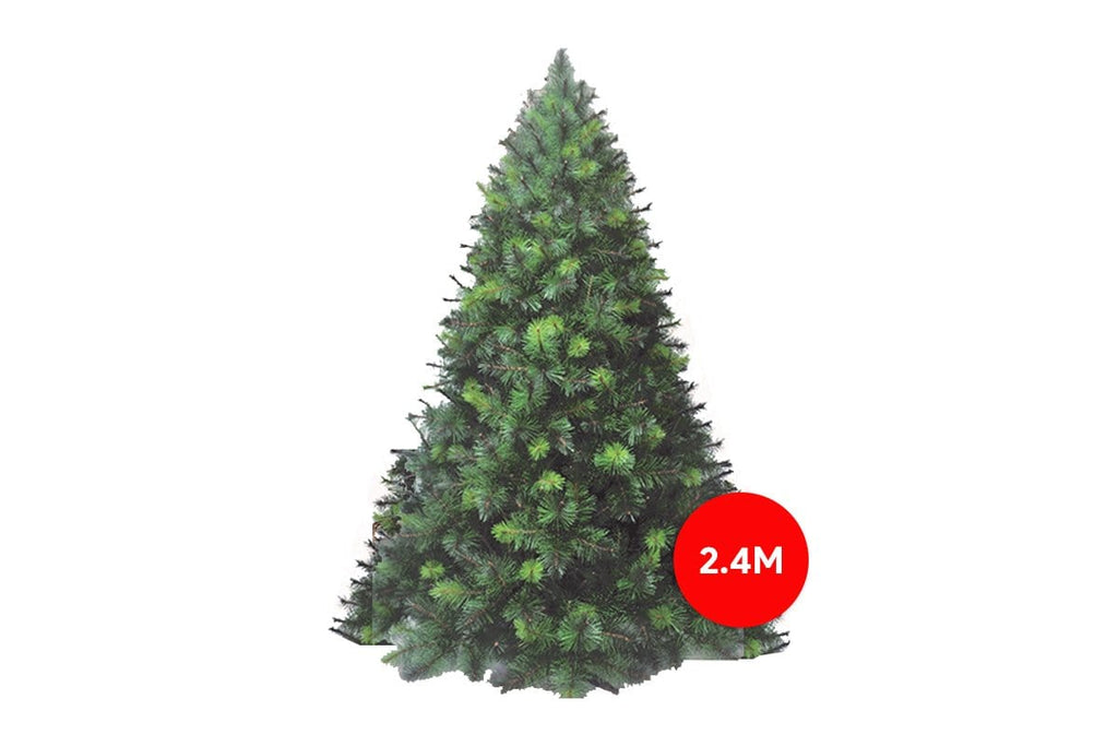 Back In Stock Deluxe Royal Pine Christmas Tree 2 4m Christmas World