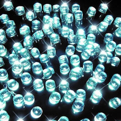 BACK IN STOCK: 1000 LED Fairy Lights - White - Christmas World