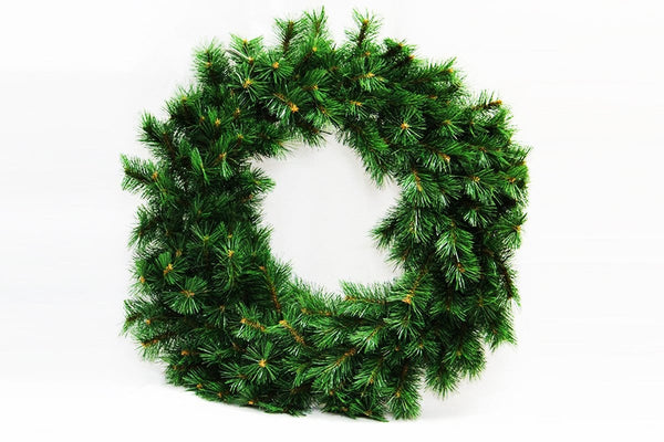 WILDERNESS 76cm DOUBLE WREATH