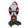Santa with Music and Lights 1.9m High