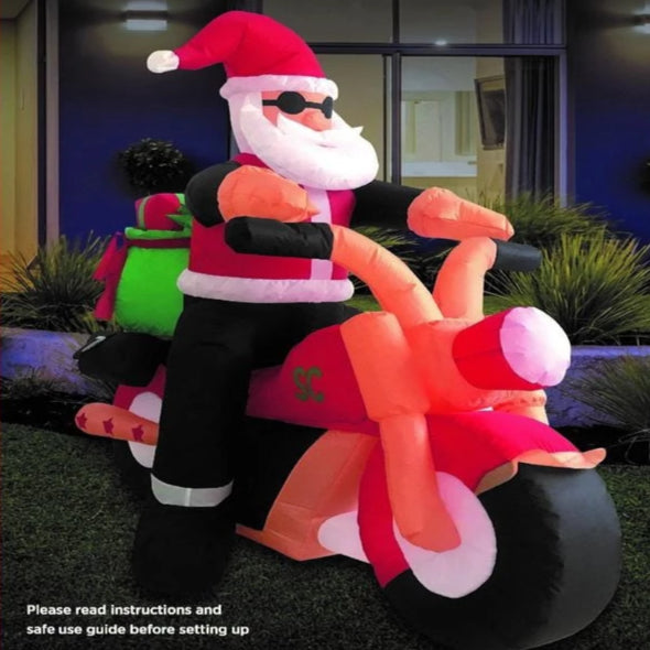 NEW ARRIVAL: AIRPOWER SANTA MOTORBIKE