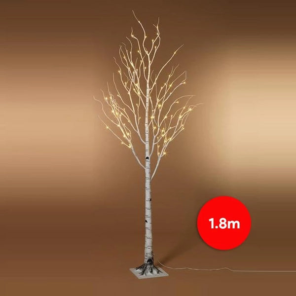 NEW ARRIVAL: LED BIRCH TREE 180cm