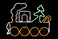 NEON LED FLEX STRIP TRAIN 100cm
