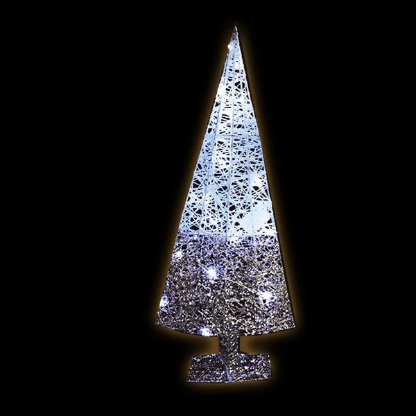LED LIGHT UP Christmas TREE 58cm WITH BASE