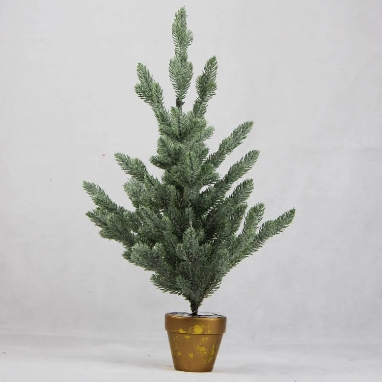 POTTED SNOW TREE 60cm