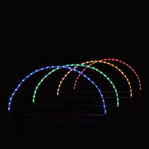 LED Ropelight Path Arch