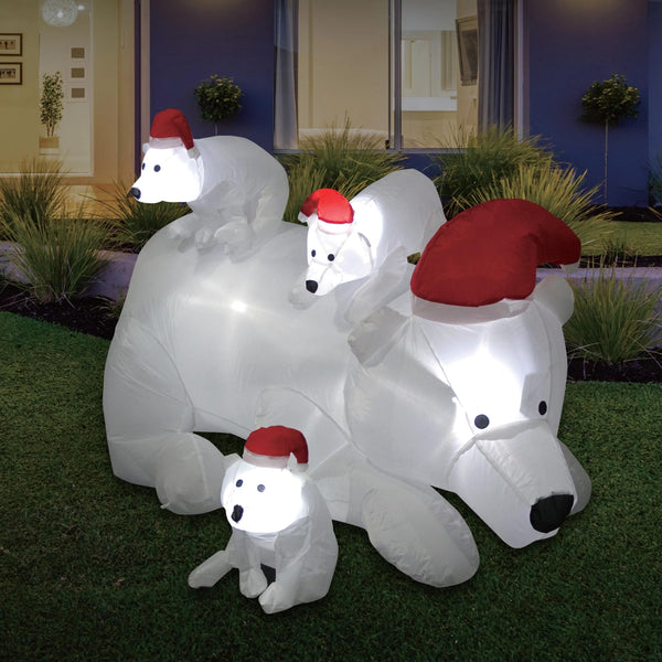 Airpower Polar Bear Family