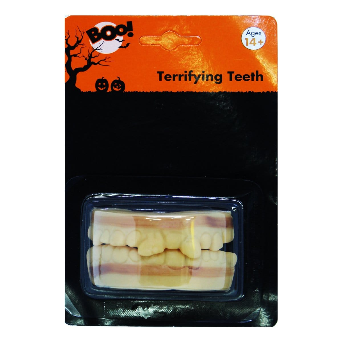 Halloween Terrifying Teeth - Christmas World