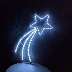 Star Comet with Cool White Leds 115cm x 48cm