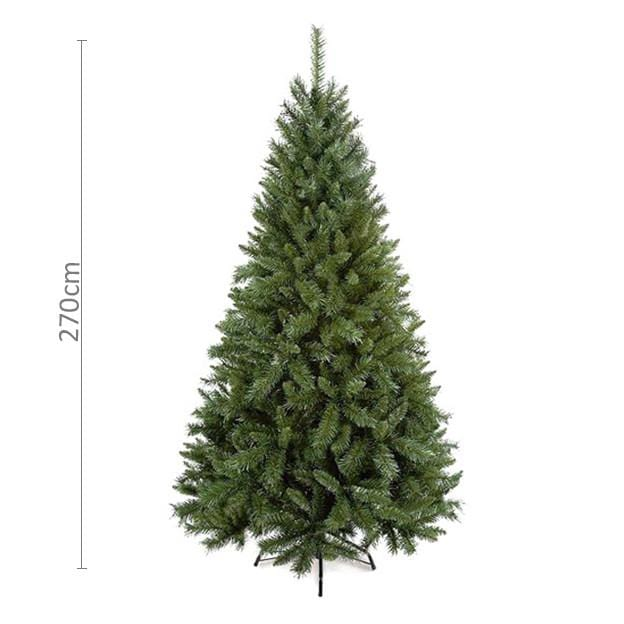 2.7M - Delux Pine Christmas Tree - Christmas World