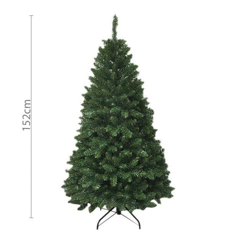 5ft Radiata Pine Christmas Tree - Green