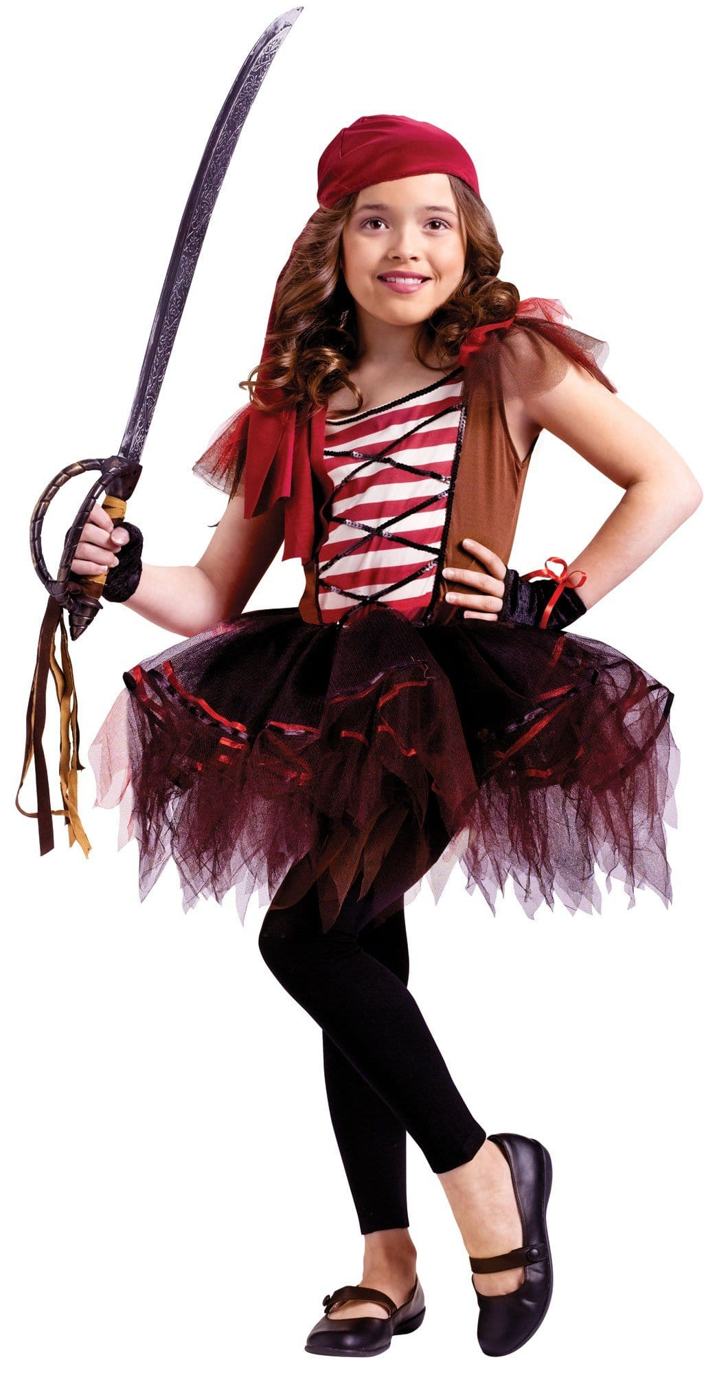 COSTUME PIRATE GIRLS - Christmas World