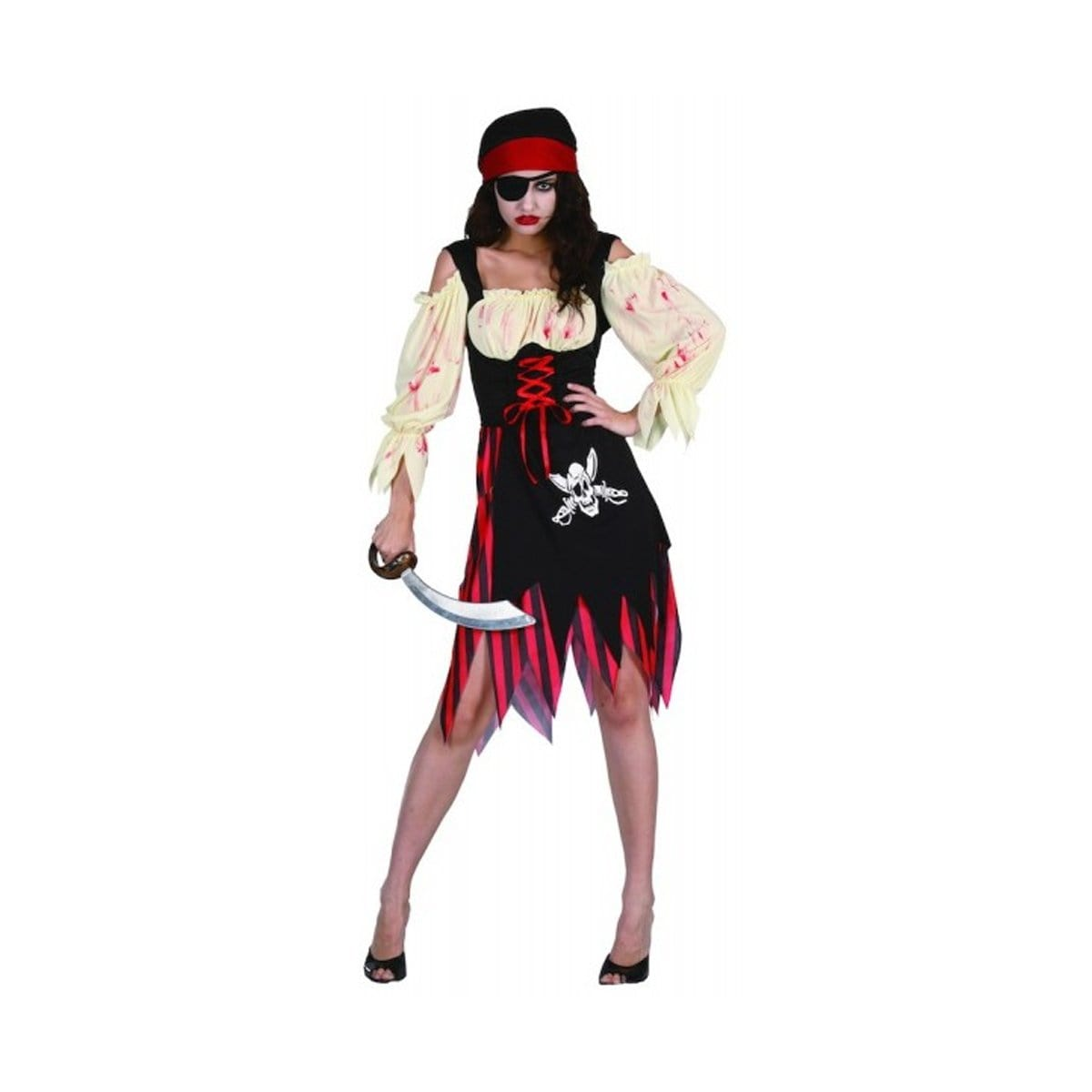 COSTUME WICKED PIRATE LADIES - Christmas World