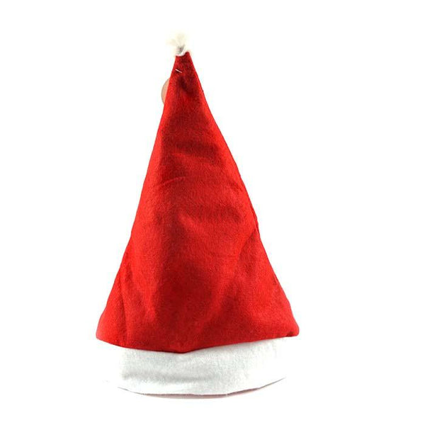 Christmas Felt Santa Hat - Christmas World