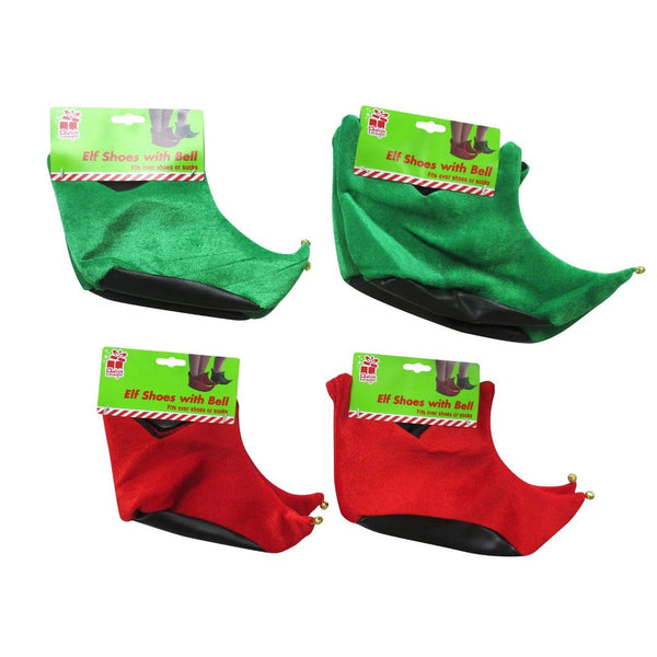 ELF Shoes with Bell Toddlers/Kids - Christmas World