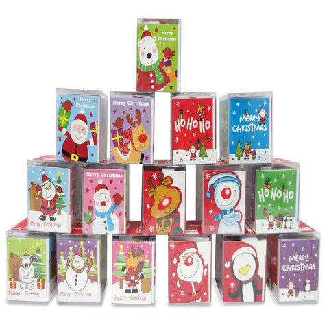 CHRISTMAS MINI CARDS