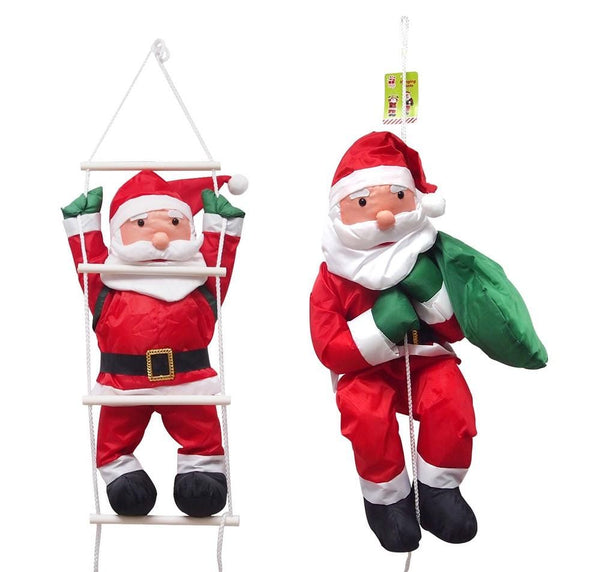 BACK IN STOCK: NYLON SANTA LADDER/ROPE - Christmas World