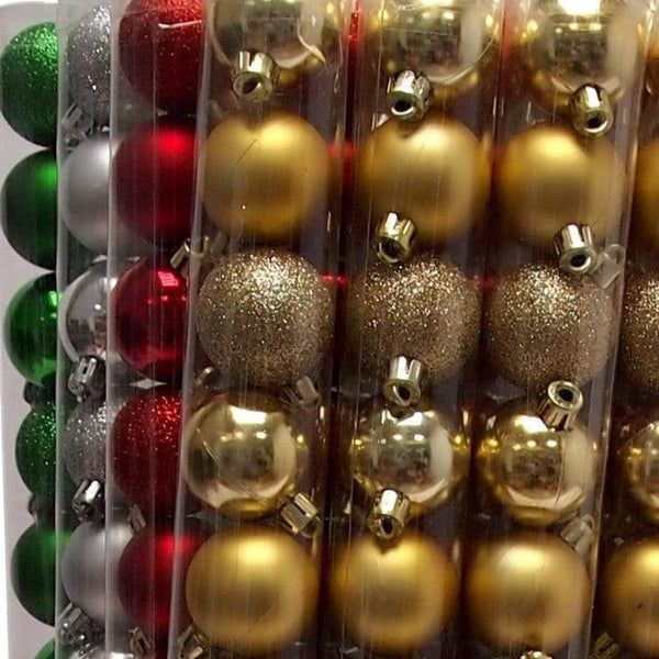BAUBLES TUBE 18pc