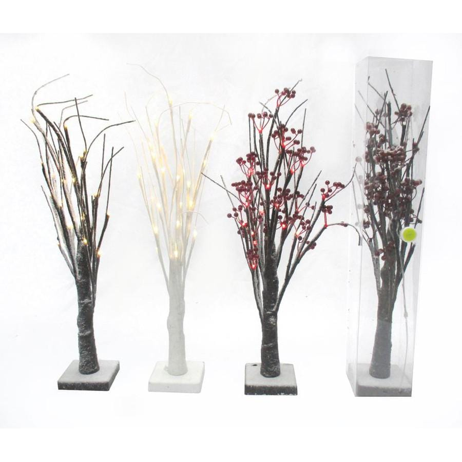 LED Winter Tree 60cm - Christmas World