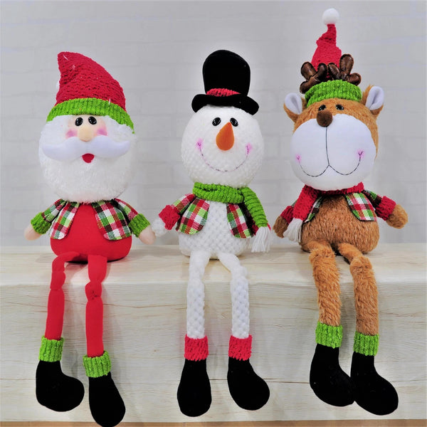 Shelf Sitting Plush Figures