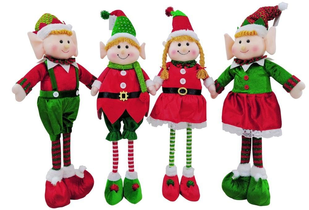 ELF STANDING 60cm - Christmas World