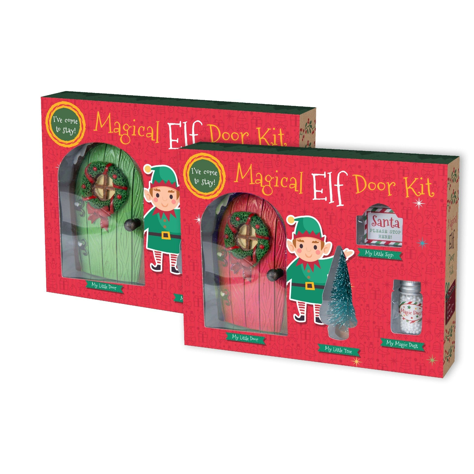 Magical Elf Door Kit