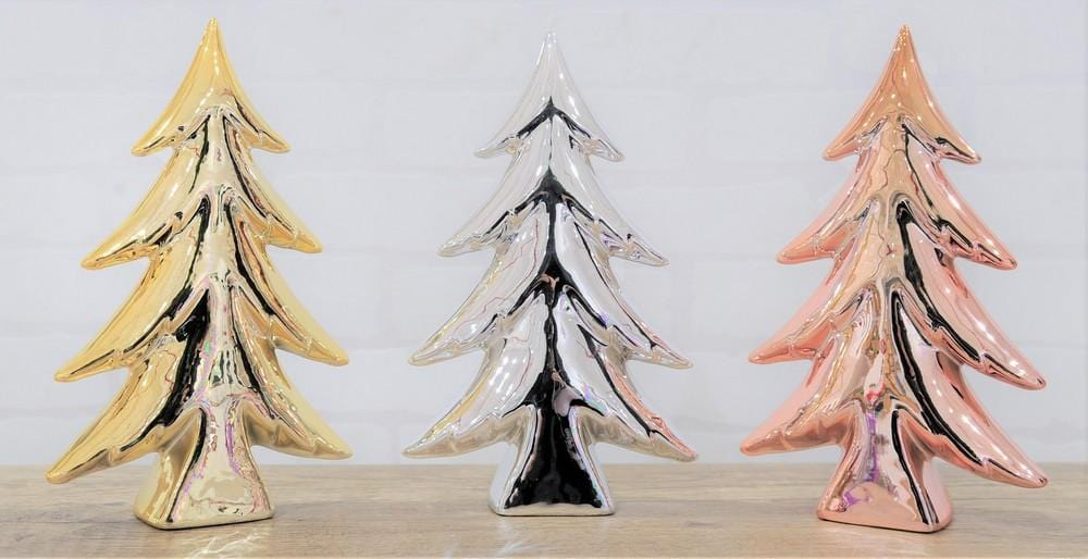 TABLE DECO TREE 21.5cm available in 3 colors