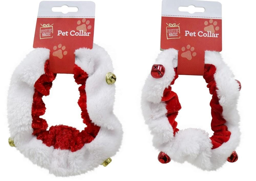 PET COLLAR WITH NUTBELL