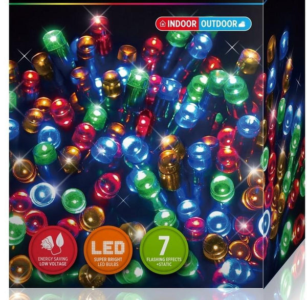 LED Fairy Lights - Multicolour