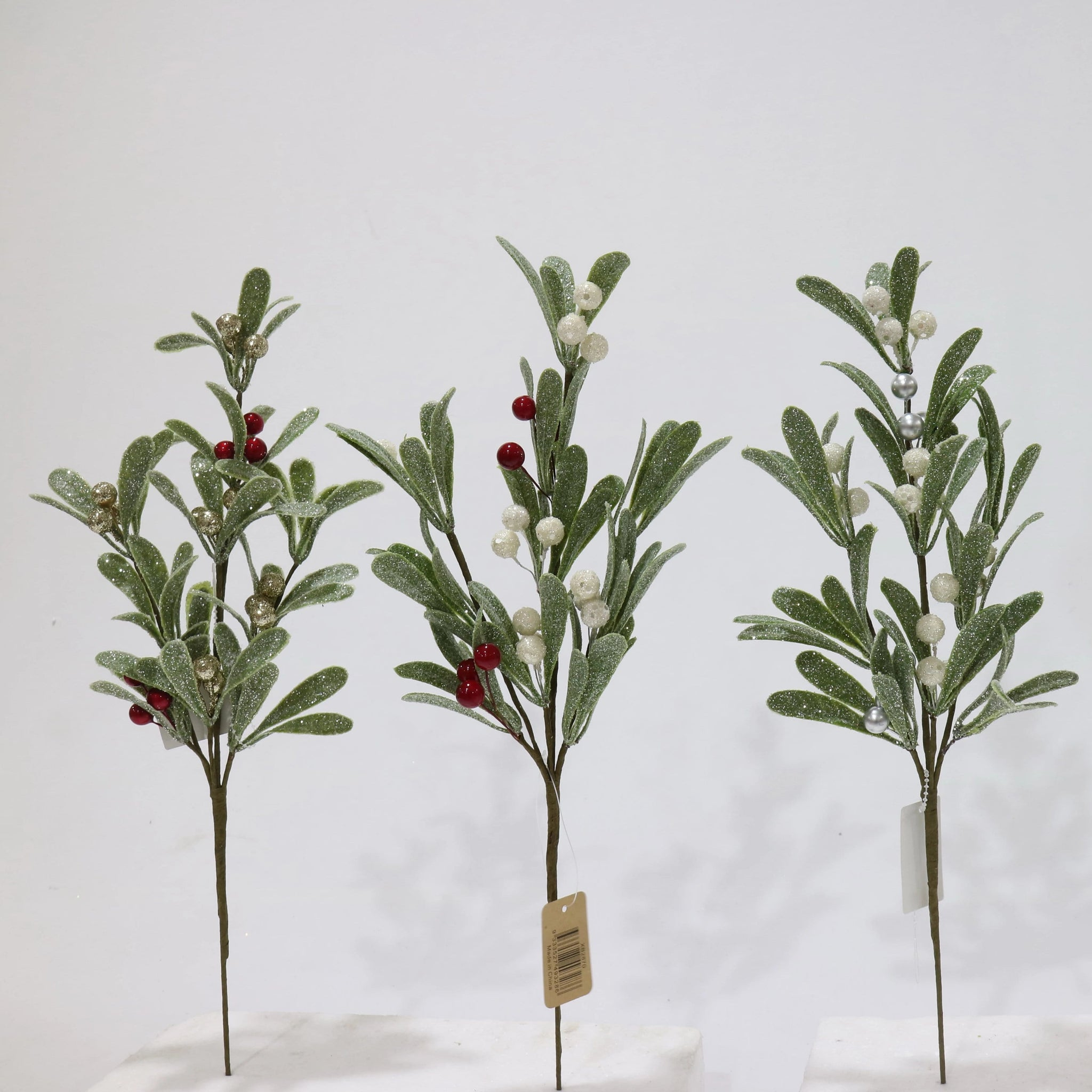 Mistletoe Spray - 44cm