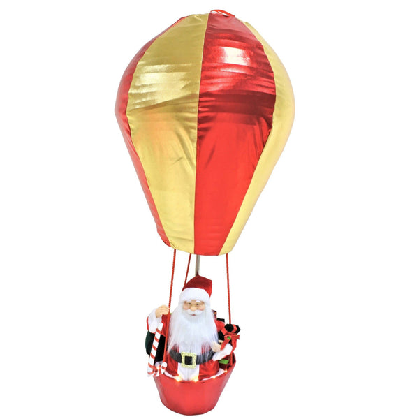 Light-Up Musical Hot Air Balloon - 150cm