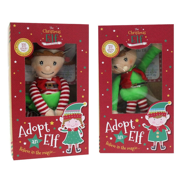 Adopt an Elf Kit