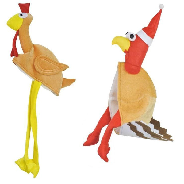 Novelty Turkey Hat