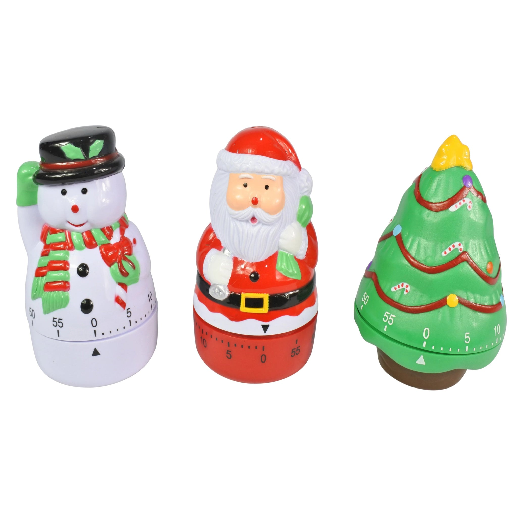 Christmas Kitchen Timer - 9cm