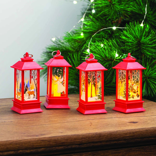 LED Mini Votive Lantern Candle