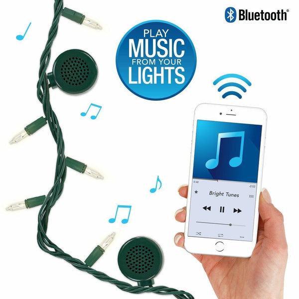 LED Fairy Lights Bluetooth Speakers