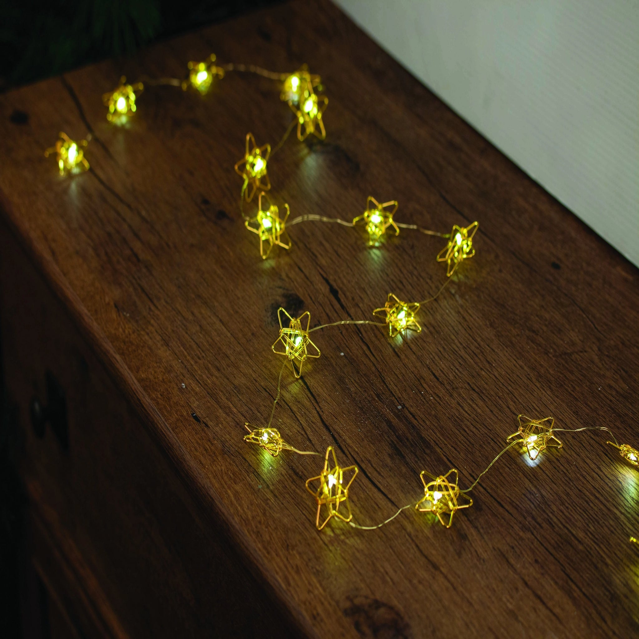 LED Wire Deco Stars