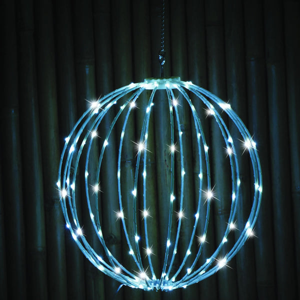 LED Starry Wire Sphere - 40cm