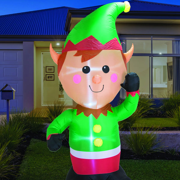 Airpower Cute Big Heads - 240cm