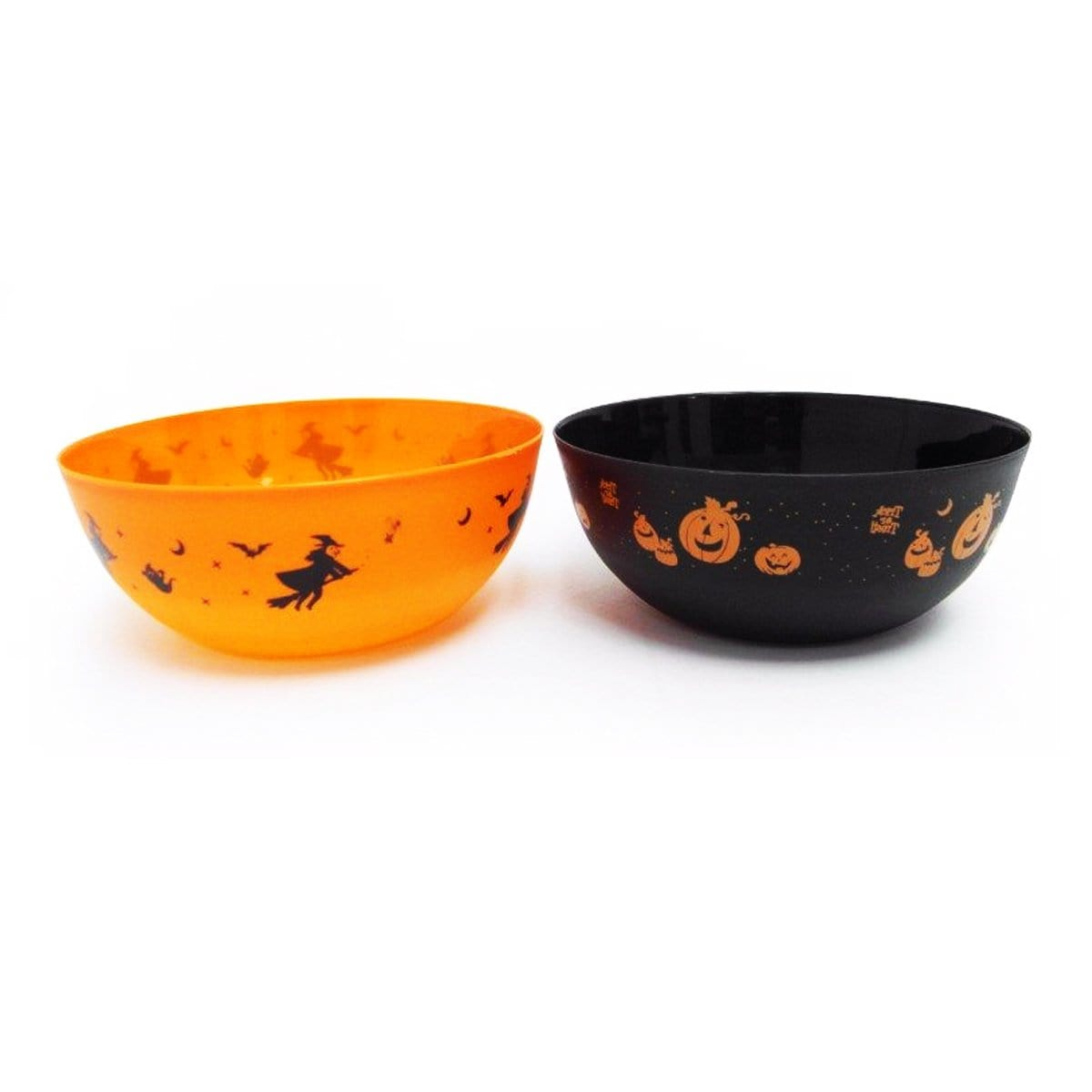 HALLOWEEN BOWL 25x10cm ASST - Christmas World
