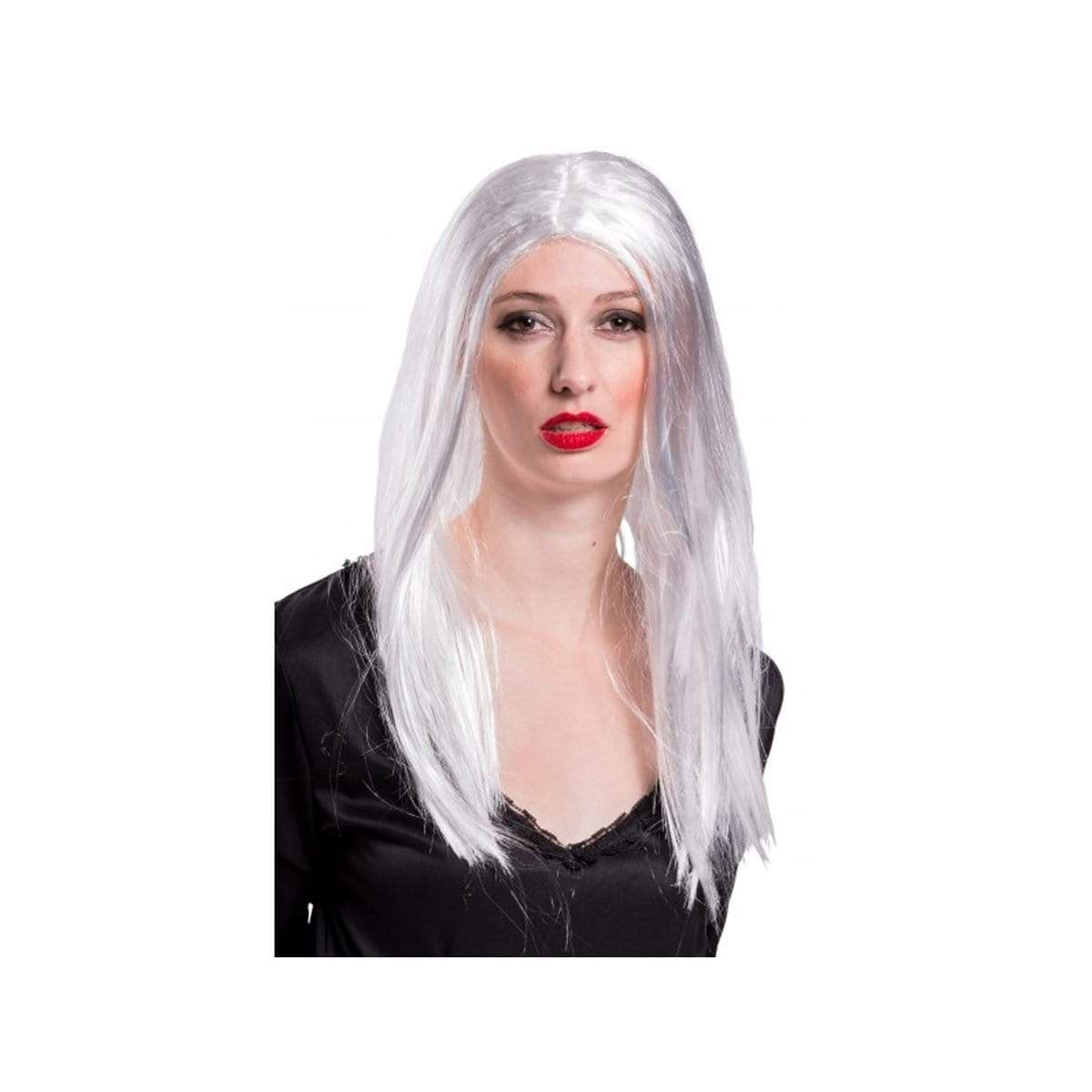 WITCH LONG WIG LADY ASST