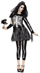 COSTUME SKELETON LADIES - Christmas World