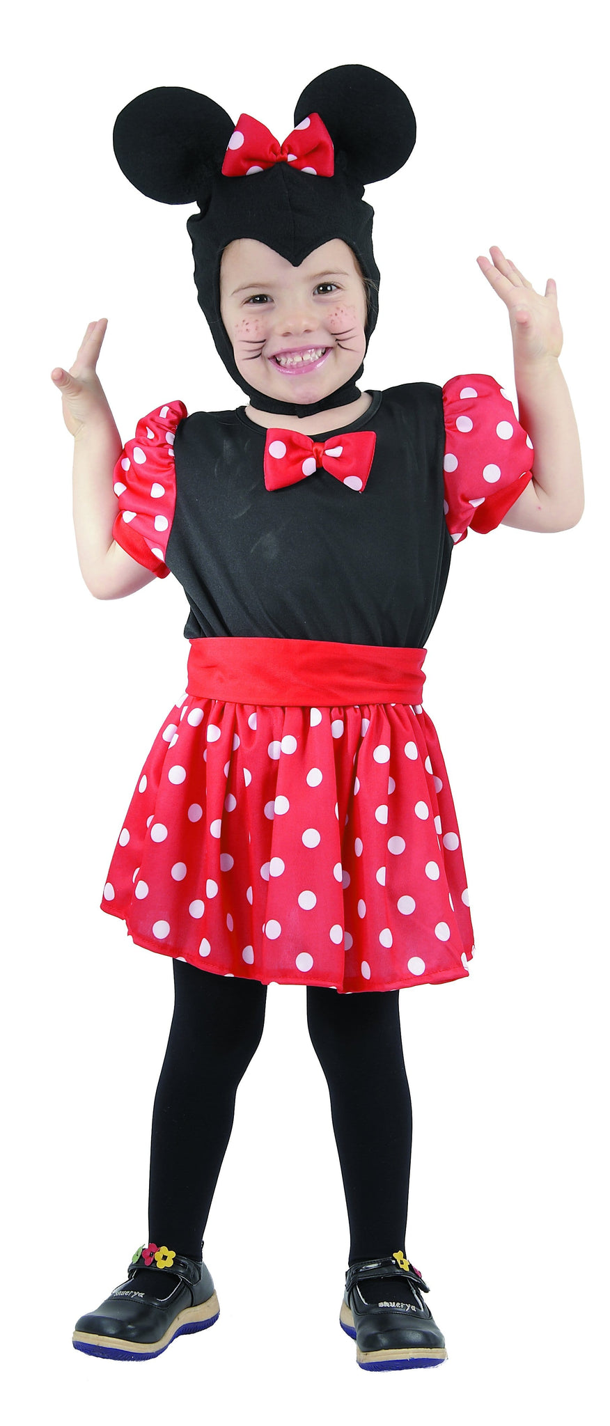 COSTUME MOUSE GIRL TODDLER - Christmas World