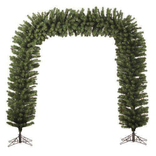 LARGE ARTIFICIAL FIR ARCHWAY - Christmas World